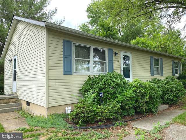310 Crest Circle, WINCHESTER, VA 22602 (#VAFV163884) :: Corner House Realty