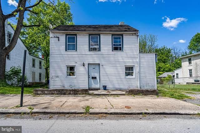 285 Manatawny Street, POTTSTOWN, PA 19464 (#PAMC691874) :: The Matt Lenza Real Estate Team