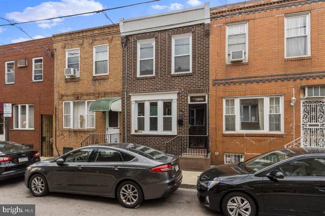 1206 Emily Street, PHILADELPHIA, PA 19148 (#PAPH1013872) :: Ram Bala Associates | Keller Williams Realty
