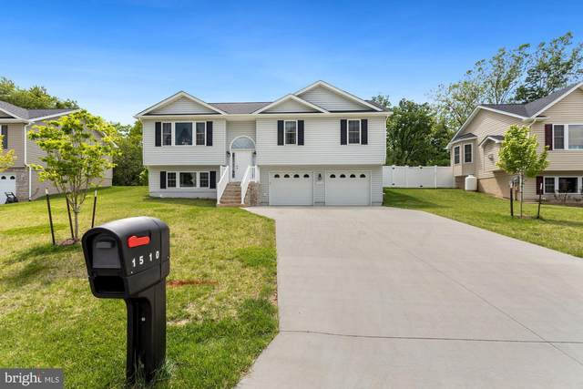 1510 Belmont Avenue, FRONT ROYAL, VA 22630 (#VAWR143554) :: ExecuHome Realty