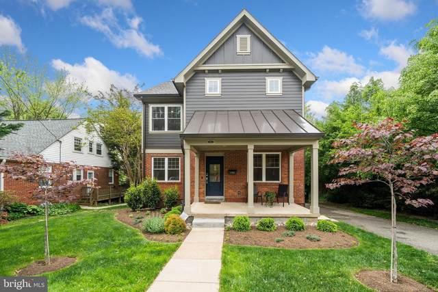 2412 N Illinois Street, ARLINGTON, VA 22205 (#VAAR180896) :: Grace Perez Homes