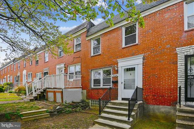 704 Yale Avenue, BALTIMORE, MD 21229 (#MDBA549698) :: Corner House Realty