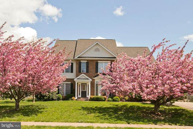 136 Darby Drive, WINCHESTER, VA 22602 (#VAFV163886) :: The Sky Group