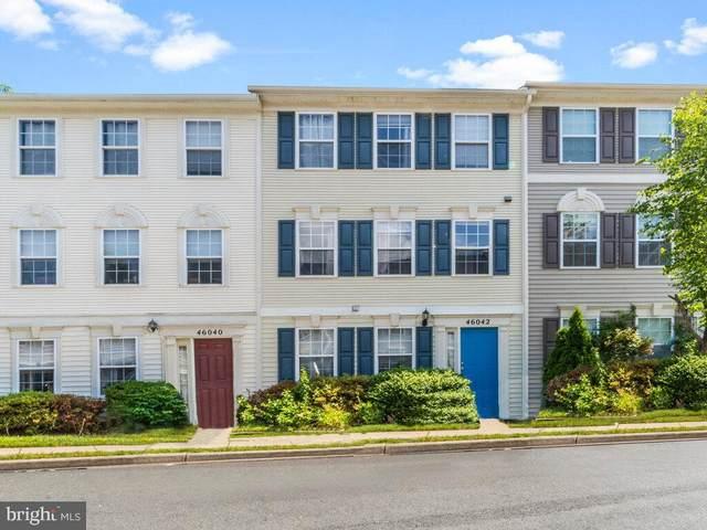 46042 Marble Terrace, STERLING, VA 20166 (#VALO437630) :: Shamrock Realty Group, Inc