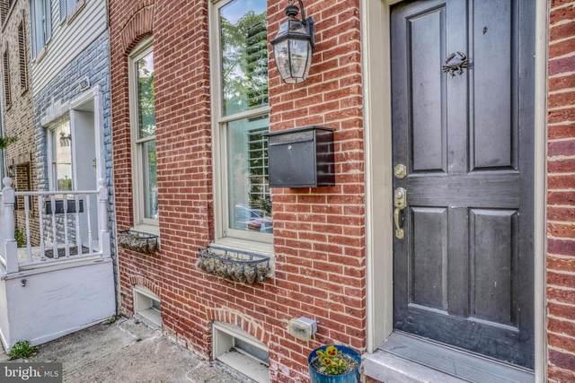 3228 Foster Avenue, BALTIMORE, MD 21224 (#MDBA549706) :: Corner House Realty