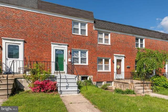 7804 Hillsway Avenue, PARKVILLE, MD 21234 (#MDBC527980) :: Network Realty Group