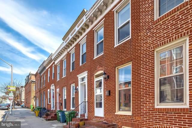 127 E Fort Avenue, BALTIMORE, MD 21230 (#MDBA549708) :: Corner House Realty