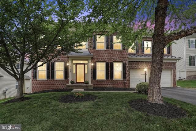 19168 Potomac Crest Drive, TRIANGLE, VA 22172 (#VAPW521724) :: Ram Bala Associates | Keller Williams Realty