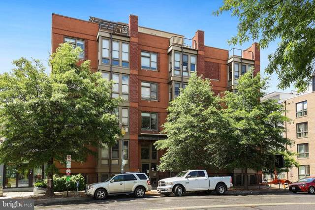 2910 Georgia Avenue NW #305, WASHINGTON, DC 20001 (#DCDC520210) :: Advon Group