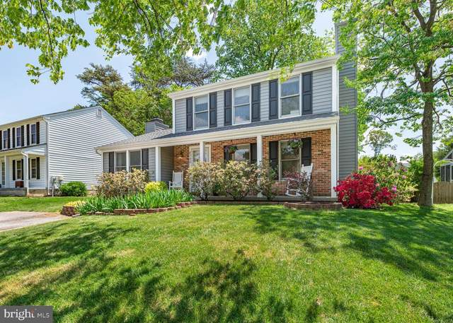 8708 Clemente Court, JESSUP, MD 20794 (#MDHW294170) :: Jacobs & Co. Real Estate
