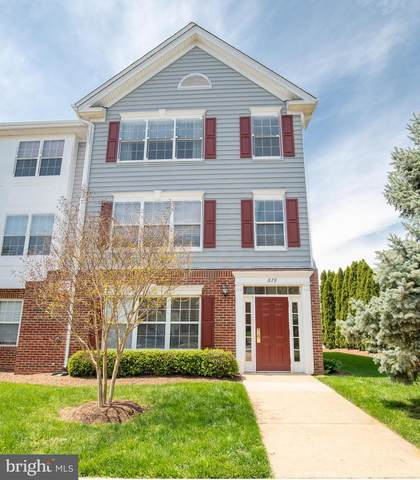 679 Constellation Square SE C, LEESBURG, VA 20175 (#VALO437650) :: The Lutkins Group