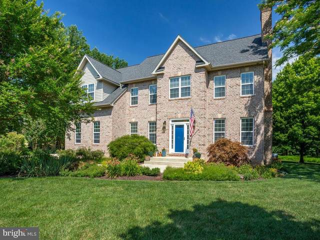 1351 Matthew Drive, HUNTINGTOWN, MD 20639 (#MDCA182726) :: The Maryland Group of Long & Foster Real Estate