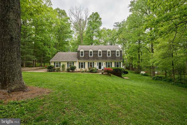 7438 Cedar Run Drive, WARRENTON, VA 20187 (#VAFQ170426) :: Colgan Real Estate