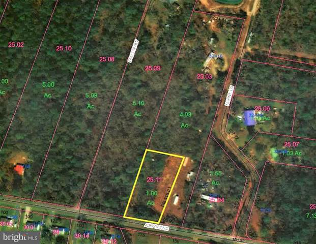 LOT 1 Airport Road, LAUREL, DE 19956 (#DESU182442) :: CoastLine Realty