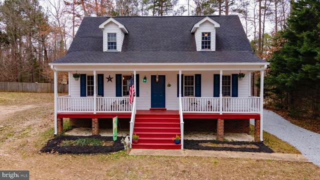 131 New Providence Drive, RUTHER GLEN, VA 22546 (#VACV124144) :: The Mike Coleman Team