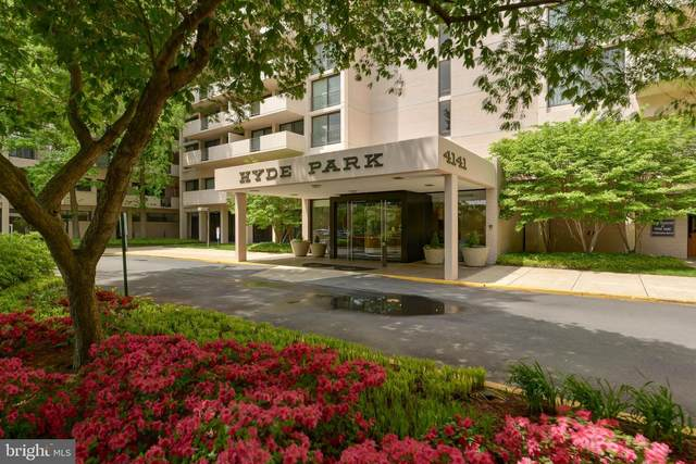 4141 N Henderson Road #217, ARLINGTON, VA 22203 (#VAAR180918) :: Dart Homes