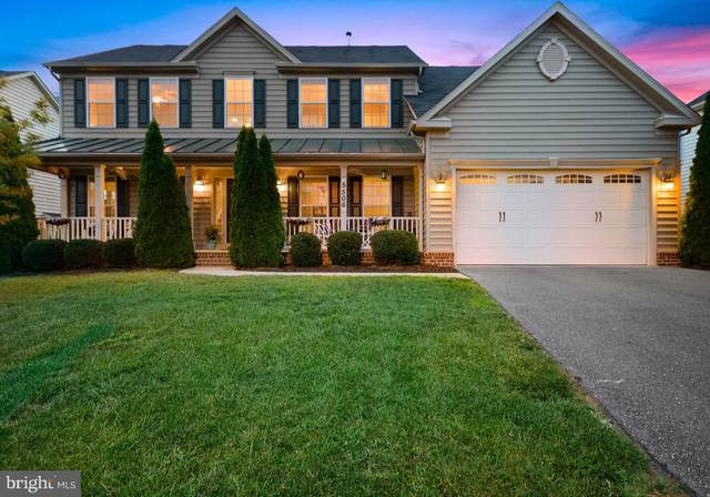 5506 Young Family Trl W Trail, ADAMSTOWN, MD 21710 (#MDFR282036) :: Corner House Realty