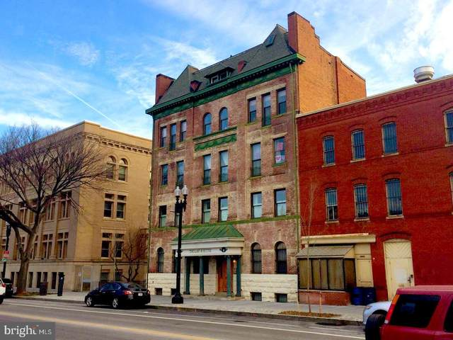 1605-1607 7TH Street NW #8, WASHINGTON, DC 20001 (#DCDC520230) :: LoCoMusings