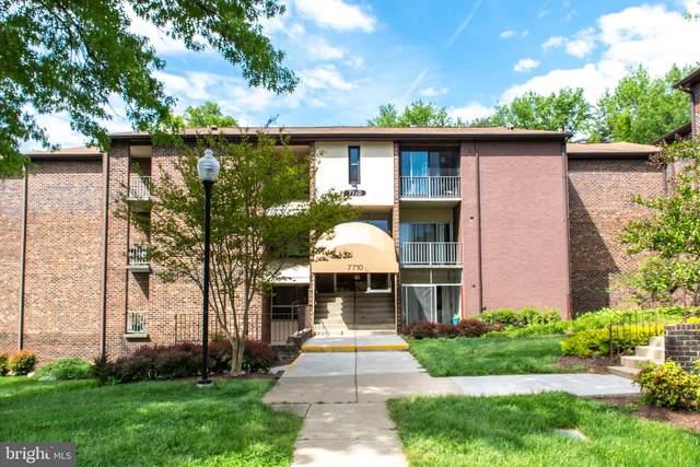 7710 Hanover Parkway #202, GREENBELT, MD 20770 (#MDPG605494) :: John Lesniewski | RE/MAX United Real Estate