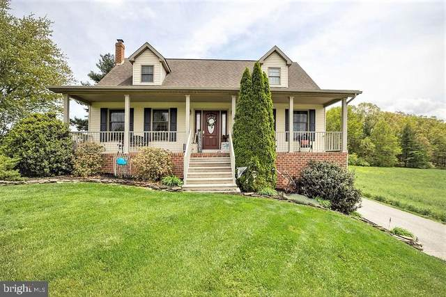 780 Fairview Drive, HANOVER, PA 17331 (#PAYK157772) :: The Joy Daniels Real Estate Group