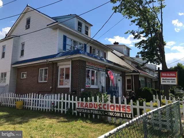 749 Hamilton Avenue, TRENTON, NJ 08629 (#NJME311958) :: LoCoMusings