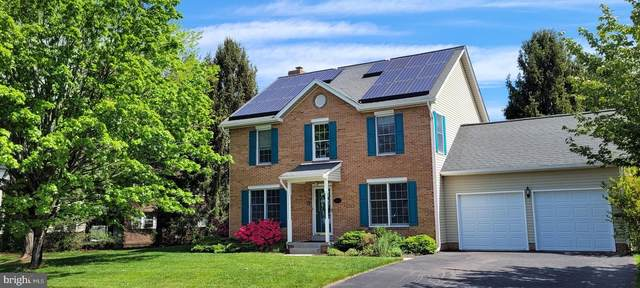2112 Charlton House Way, FREDERICK, MD 21702 (#MDFR282052) :: Corner House Realty
