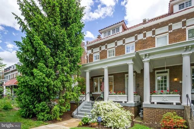 4211 16TH Street NW, WASHINGTON, DC 20011 (#DCDC520244) :: Corner House Realty
