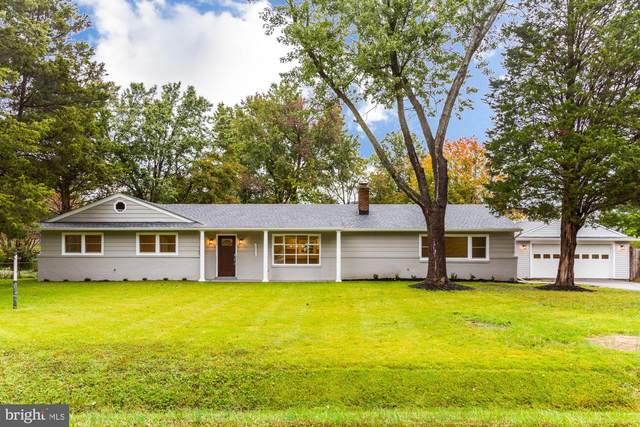 6205 Park Terrace, ALEXANDRIA, VA 22310 (#VAFX1198778) :: Jacobs & Co. Real Estate