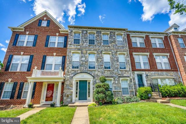 1117 Patrick Street, FREDERICKSBURG, VA 22401 (#VAFB119036) :: Dart Homes