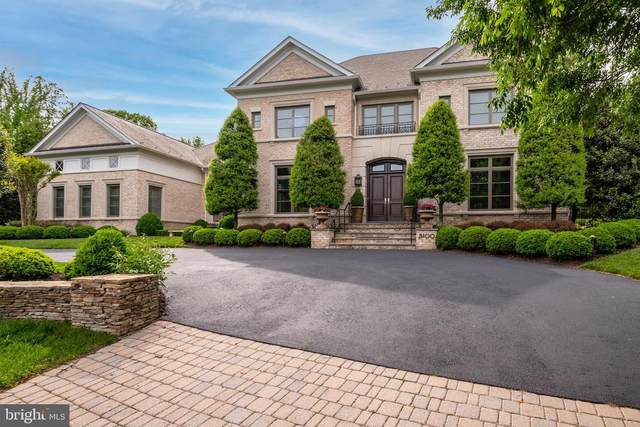 8100 Spring Hill Farm Drive, MCLEAN, VA 22102 (#VAFX1198784) :: The Licata Group / EXP Realty