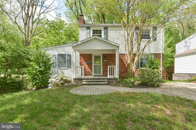 9200 Long Branch Parkway, SILVER SPRING, MD 20901 (#MDMC756832) :: Corner House Realty