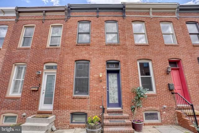 19 N Port Street, BALTIMORE, MD 21224 (#MDBA549770) :: Jim Bass Group of Real Estate Teams, LLC