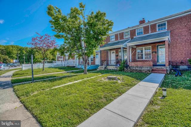 8071 Wallace Road, BALTIMORE, MD 21222 (#MDBC528036) :: Teal Clise Group