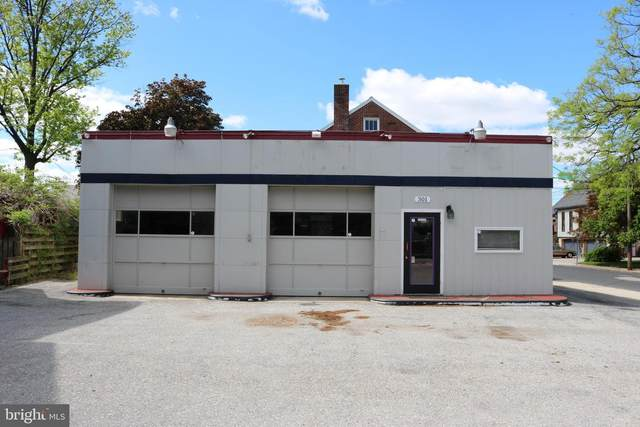 301 York Street, HANOVER, PA 17331 (#PAYK157784) :: The Dailey Group