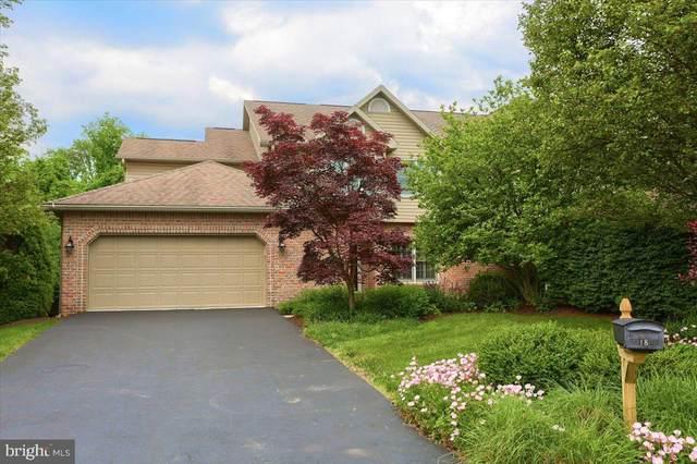 18 Crain Circle, LEMOYNE, PA 17043 (#PACB134592) :: The Joy Daniels Real Estate Group