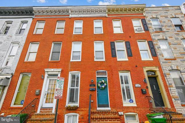 1705 S Hanover Street, BALTIMORE, MD 21230 (#MDBA549774) :: The Dailey Group