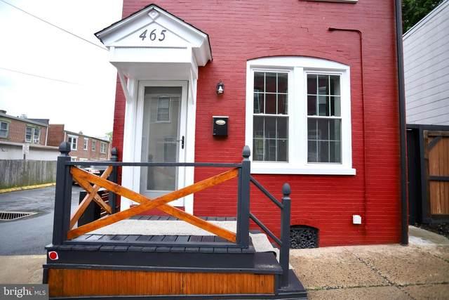 465 Lafayette Street, LANCASTER, PA 17603 (#PALA181640) :: Flinchbaugh & Associates