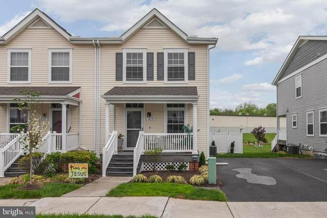 415 Gandy Dancer Court, HAGERSTOWN, MD 21740 (#MDWA179532) :: The Mike Coleman Team