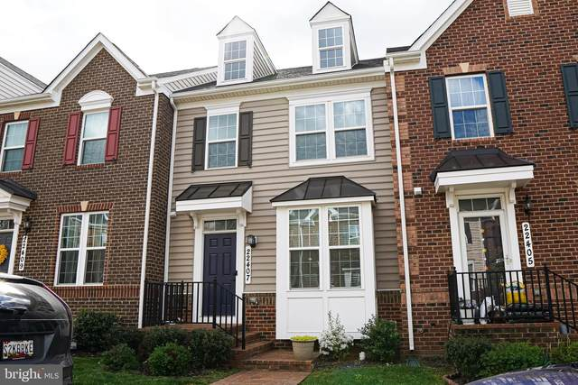22407 Bright Sky Drive, CLARKSBURG, MD 20871 (#MDMC756872) :: The Riffle Group of Keller Williams Select Realtors