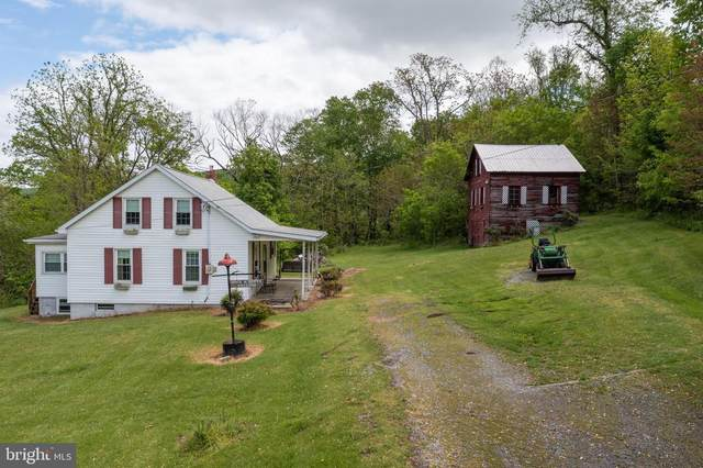 605 Hammond Street, GREAT CACAPON, WV 25422 (#WVMO118436) :: The Licata Group / EXP Realty