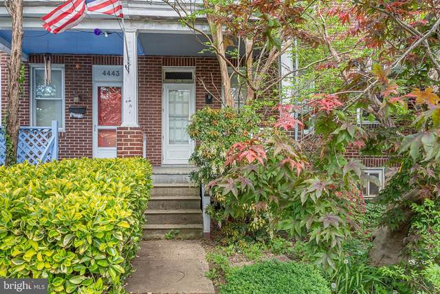 4441 Newport Avenue, BALTIMORE, MD 21211 (#MDBA549778) :: ExecuHome Realty