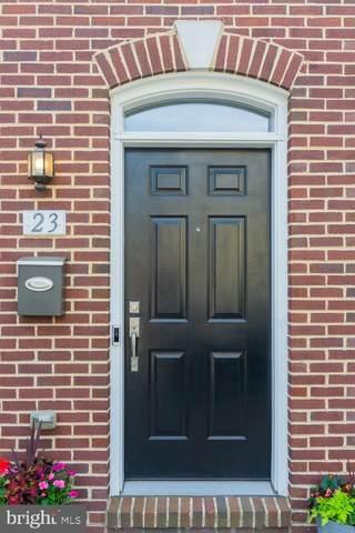 23 Birckhead Street, BALTIMORE, MD 21230 (#MDBA549780) :: The Dailey Group