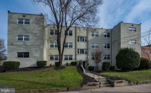 4810 Quarles Street NE #403, WASHINGTON, DC 20019 (#DCDC520304) :: Talbot Greenya Group