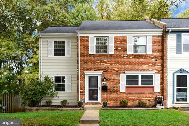 1609 Forest Hill Court, CROFTON, MD 21114 (#MDAA467350) :: ExecuHome Realty