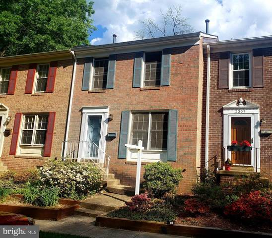 2309 Ravensdon Court, RESTON, VA 20191 (#VAFX1198880) :: Great Falls Great Homes