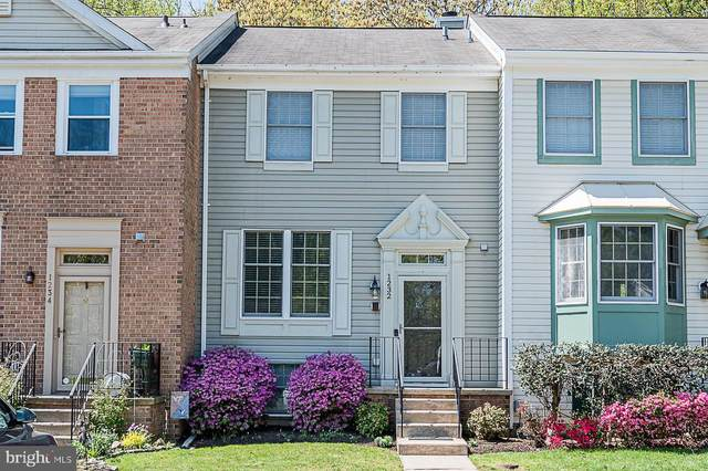 1232 Swanhill Court, CHESTNUT HILL COVE, MD 21226 (#MDAA467354) :: Integrity Home Team