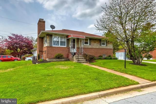 401 Harwood Road, BALTIMORE, MD 21228 (#MDBC528072) :: Dart Homes