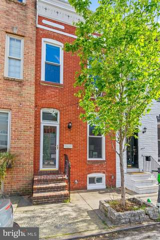 3031 Odonnell Street, BALTIMORE, MD 21224 (#MDBA549796) :: New Home Team of Maryland