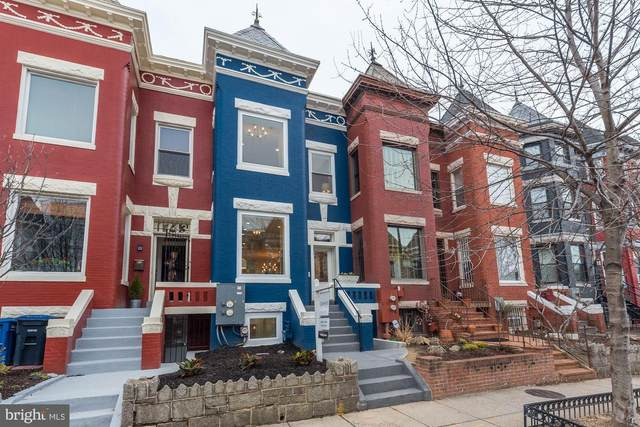 1741 1ST Street NW #1, WASHINGTON, DC 20001 (#DCDC520310) :: ExecuHome Realty