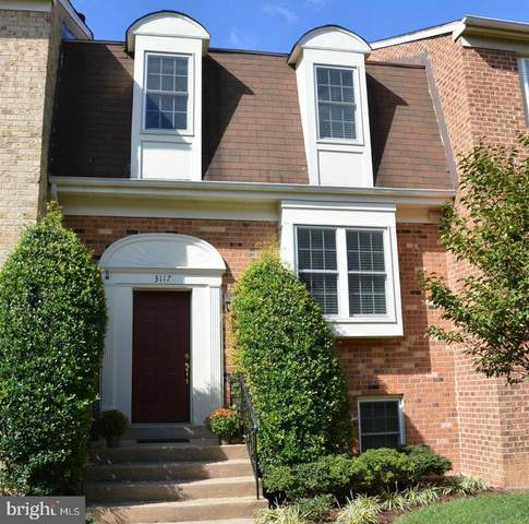 3117 Valentino Court, OAKTON, VA 22124 (#VAFX1198902) :: Ram Bala Associates | Keller Williams Realty